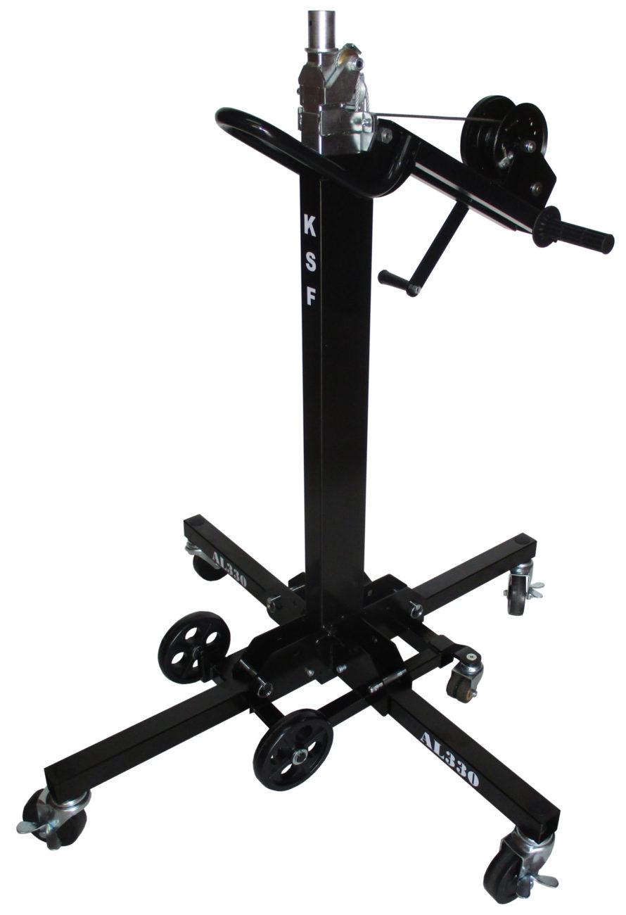 KSF AL330 | Portable lifter (110 kg /3,3 m) | KSF Europe