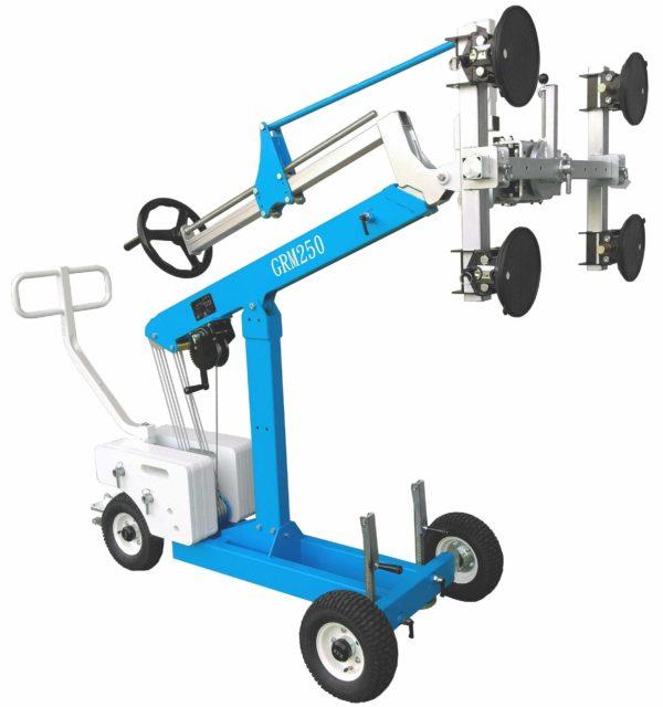 ksf grm250 glaslift fur transport u montage glasroboter jobsite glass lifter and glazing robot 0001 scaled